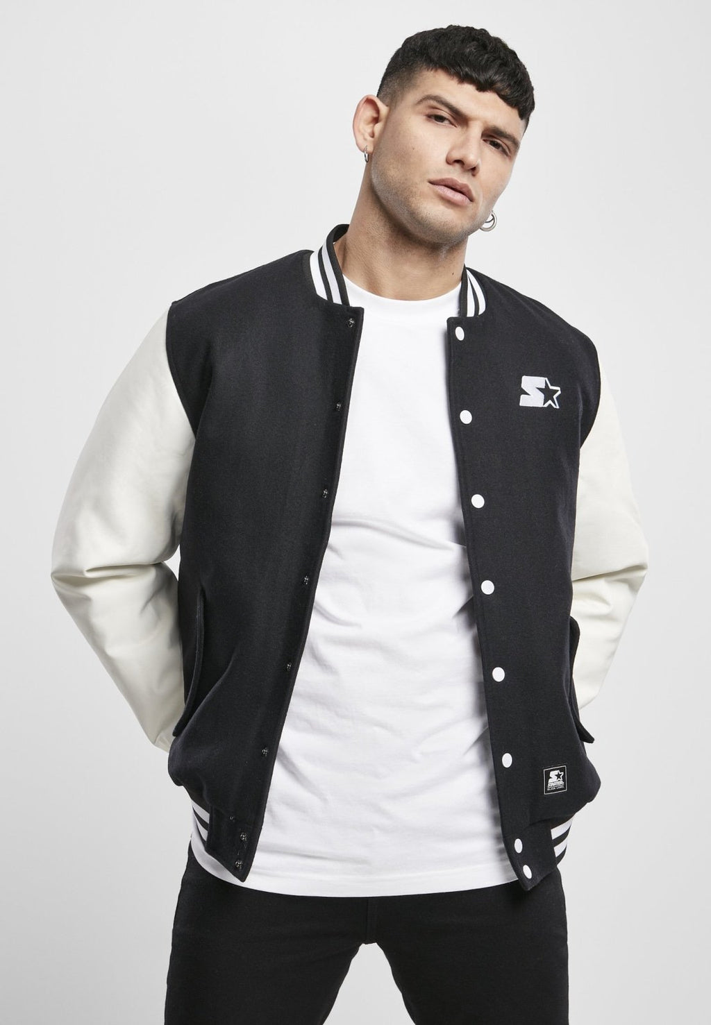 Starter Standard College Jacket - Clothes&Fashions