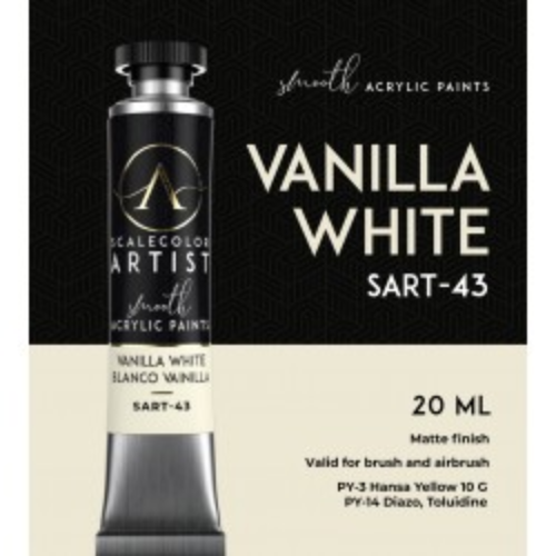 Vanilla White Tube