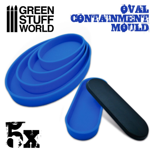 GSW- Oval Containment Mould