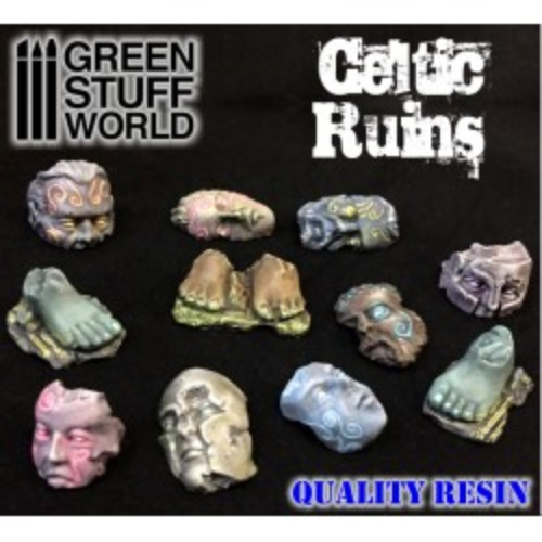 GSW- Celtic Ruins