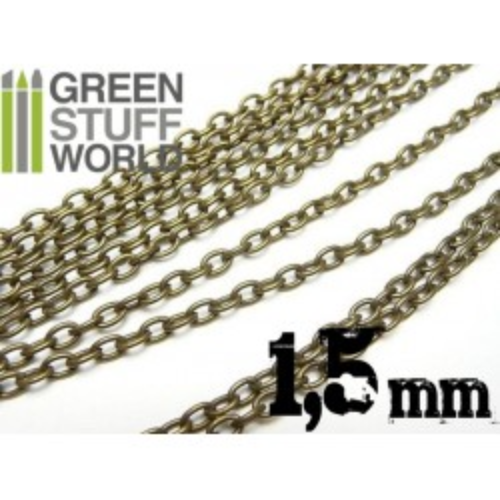 GSW- 1.5mm Hobby Chain