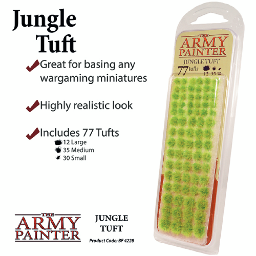 Battlefields Jungle Tuft Large Pack