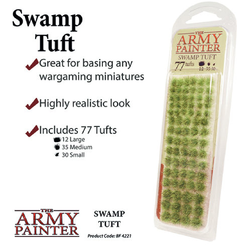 Battlefields Swamp Tuft Pack