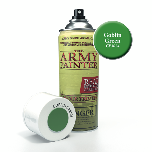 Goblin Green Primer Can