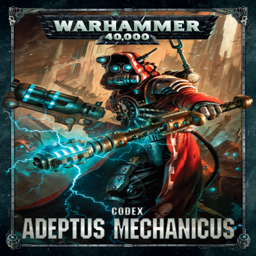Adeptus Mechanicus Codex