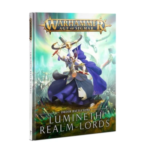 Lumaneth Realm Lords Battletome