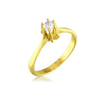 10972 - CZ Women's Ring