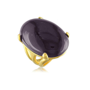12048 18K Gold Layered Women's Ring
