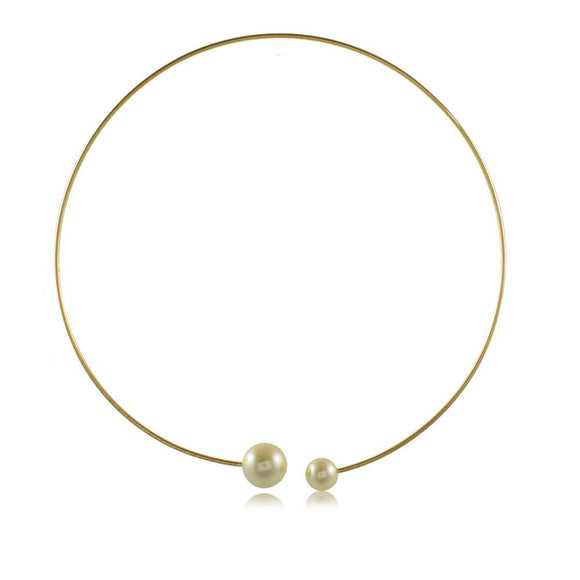 30096R 18K Gold Layered Necklace 45cm/18in