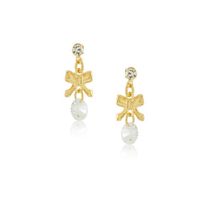 36177 18K Gold Layered Earring