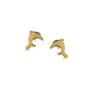 36329 18K Gold Layered Earring
