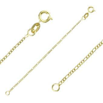 40027 18K Gold Layered -Chain 50cm/20in