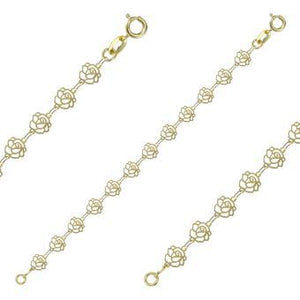 42026 18K Gold Layered Chain 45cm/18in