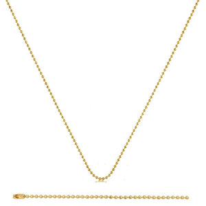 43000 18K Gold Layered Chain 40cm/16in