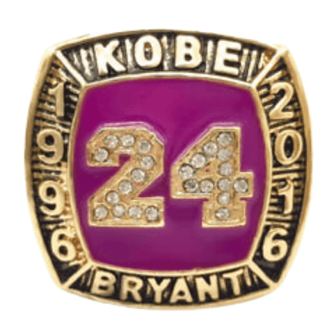 HALL OF FAME RING - KOBE BRYANT