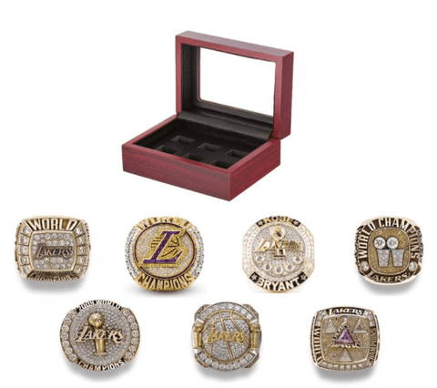 LAKERS COLLECTORS SET