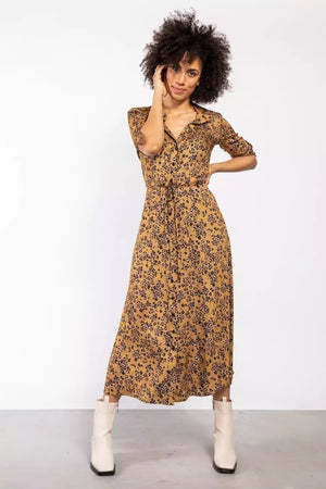 Elements of Freedom - Kleid Jess Animal Print