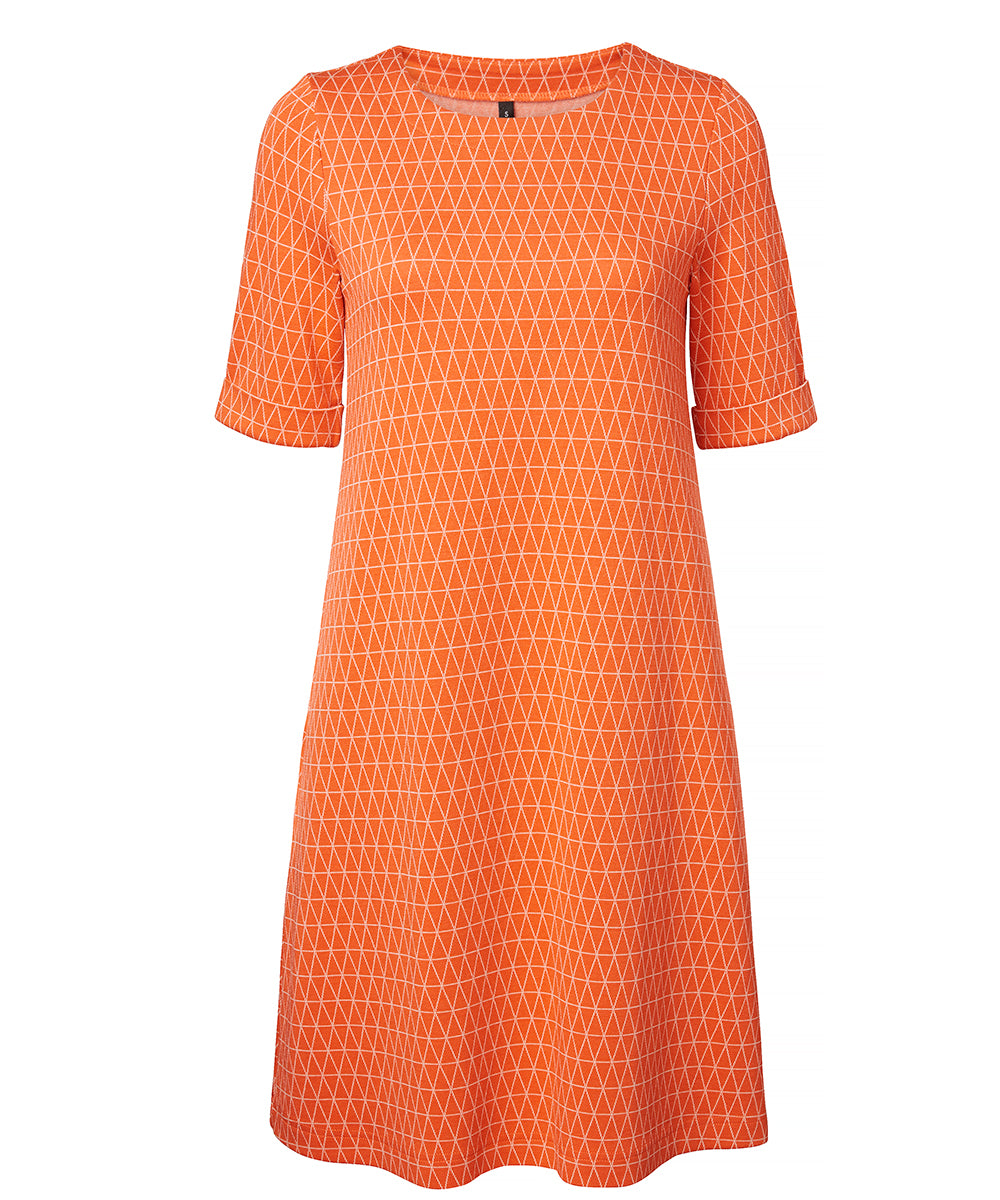 Jumper Fabriken - Kleid Majken Orange
