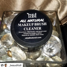 Cargar imagen en el visor de la galería, Makeup Brush Cleaner with Natural Ingredients - NBI All Natural