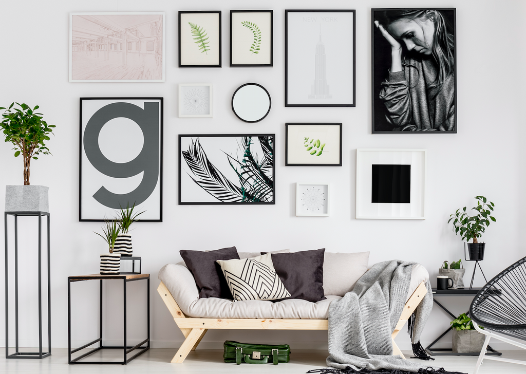 5 Tips for Creating a Photo Gallery Wall