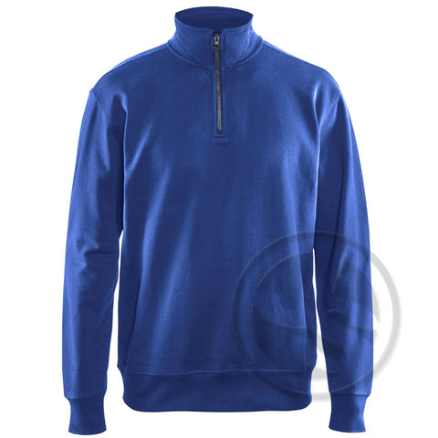 Blaklader Sweater 3369 Korenblauw - L