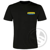T-shirt New Holland Zwart Klein