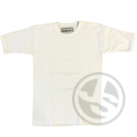 Thermoshirt Wit Shortsleeve
