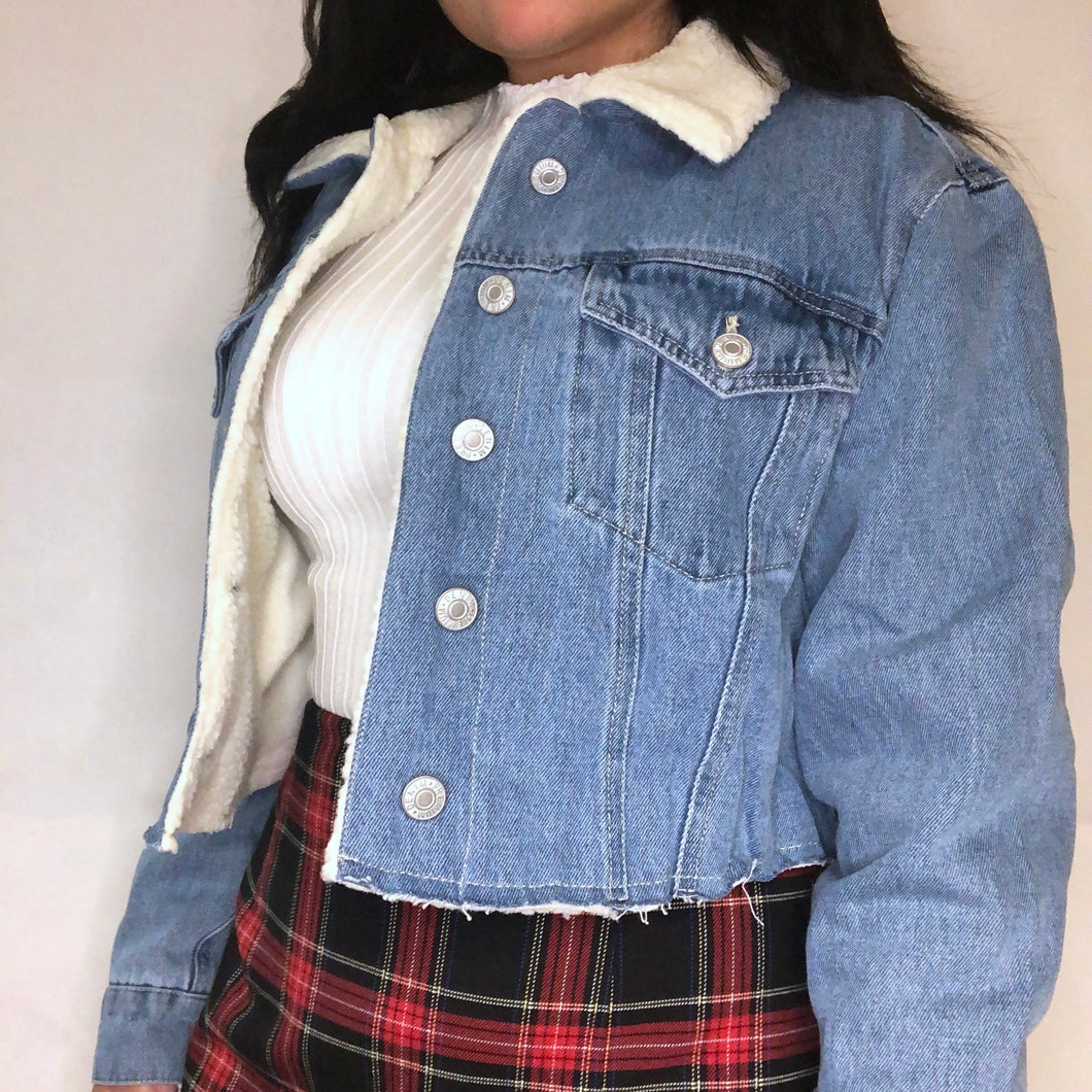 Stacy Denim Jacket