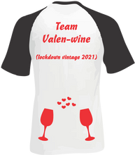 Load image into Gallery viewer, Team Valen-Wine Tshirts
