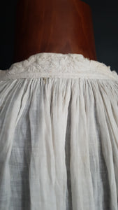 Antique priest's surplice / Rochet
