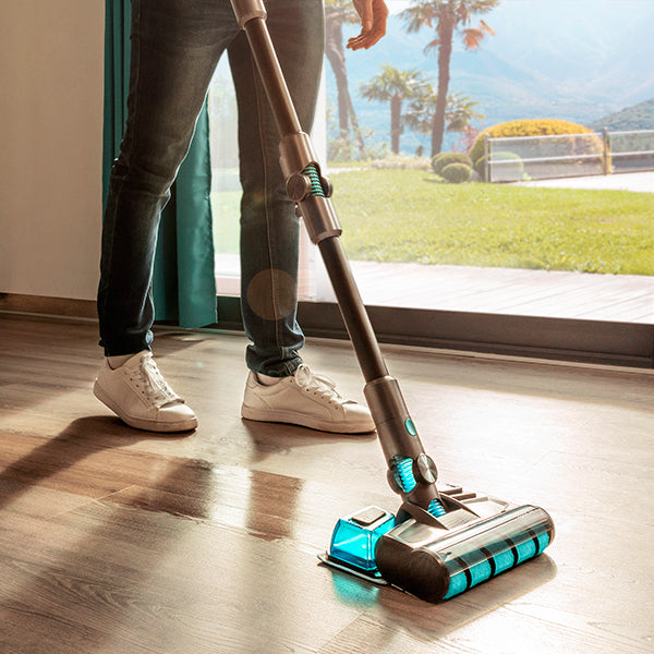 Cyclonic Stick Vacuum Cleaner Cecotec Conga Rockstar 500 Ultimate ErgoWet 800 ml 24 kPa