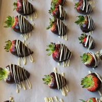 Chocolate Cover Strawberries