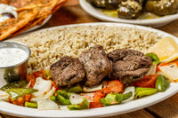 Filet Mignon Souvlaki