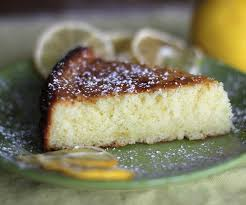 Lemon Olive Oil Cake
