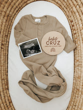 Load image into Gallery viewer, Custom Pregnancy Announcement | Rainbow Style
