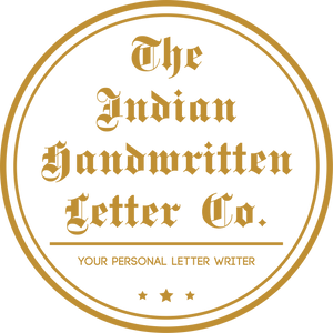 The Indian Handwritten Letter Co.
