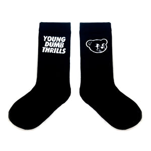 Young Dumb Thrills Socks