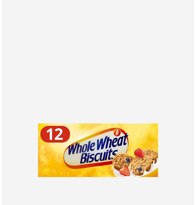 Whole Wheat Biscuits 12Pk
