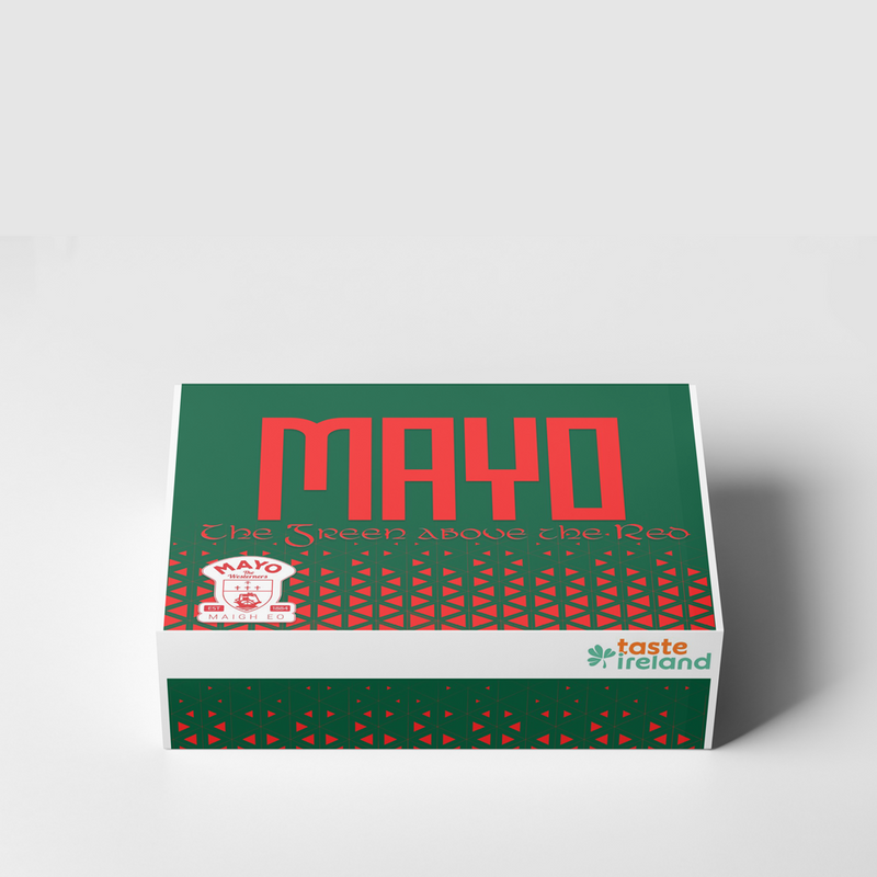 Mayo - The Green above the Red