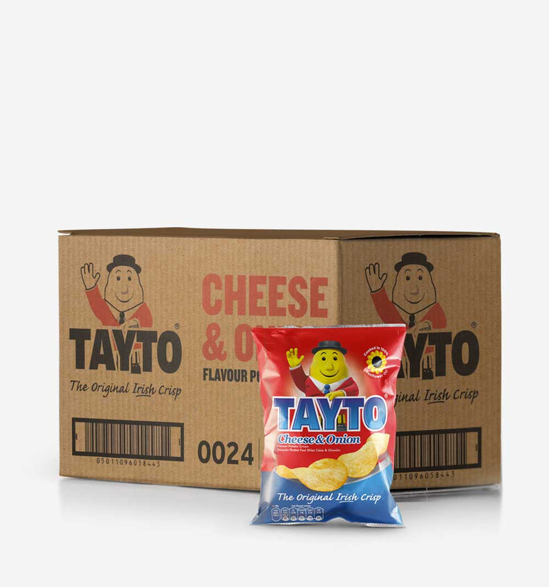 Tayto Cheese & Onion Box