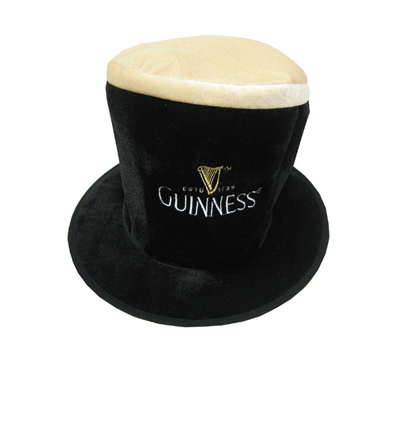 Guinness Black Pint Fun Hat