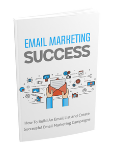 Email Marketing Success (E-Book)