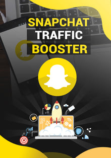 Snapchat Traffic Booster (E-Book)