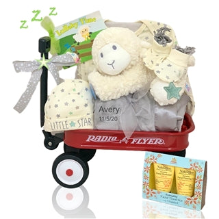 IT'S LULLABY TIME BABY GIFT WAGON - BabyWonderland.com