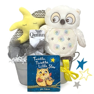 Twinkle Little Star Baby Gift Basket