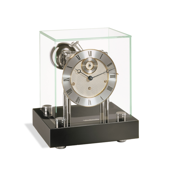 Hermle Chigwell Limited Edition Mechanical Table Clock - Made in Germany
