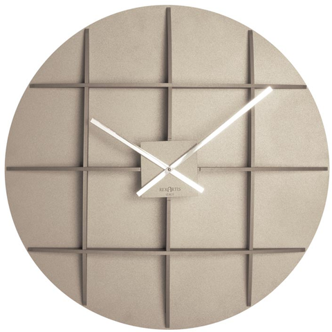 Rexartis Square Wall Clock - Made in Italy