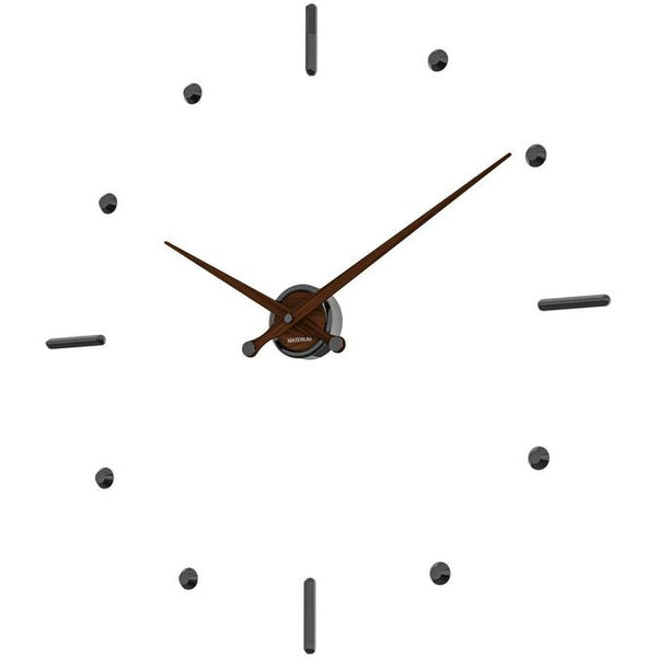 Materium - Momento 12 Wall Clock - Made In Italy