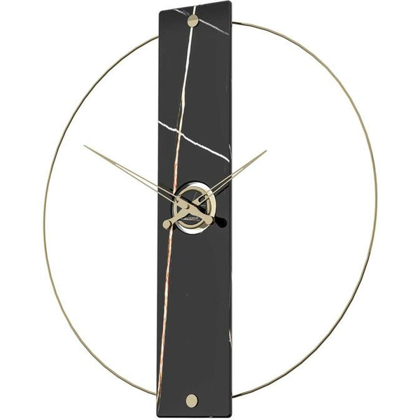 Materium - Scultoreo Wall Clock - Made In Italy