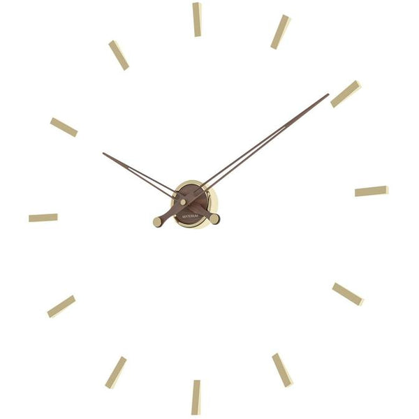 Materium - Tempo 12/80 Wall Clock - Made In Italy